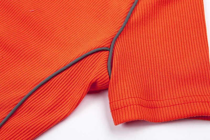 Светоотражающие полосы флуоресцентный Неон платье пикантные Для женщин Лето обтягивающее клубное мини-платье короткий рукав Повседневное женские вечерние платья ночь