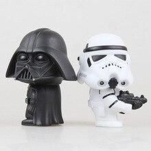 Marvel Star Wars Yoda Darth Vader Stormtrooper Action Figure Toys