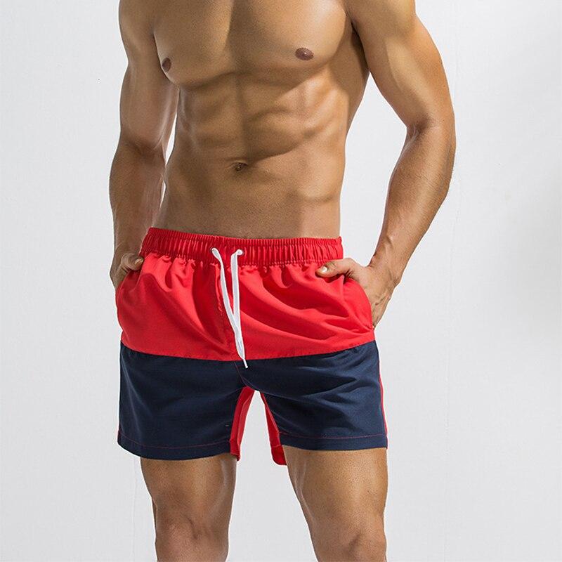 Newest Men's Patchwork   Board     Shorts   Quick Dry Beach   Shorts   Man Maldives Bathing Suit Men   Short   De Bain Homme   Short   Surf Homme
