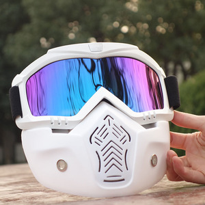 Image 1 - For Kids or Audlt Tactical Head Masks Full Face For Nerf CS Wargame Airsoft Paintball Dummy Protective Mask Cosplay Protection
