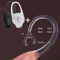 3 teile/satz Silikon In-ohr Bluetooth Kopfhörer fall ohrbügel satz abdeckungen Tipps Ohrhörer eartips Ohrstöpsel pads kissen für kopfhörer