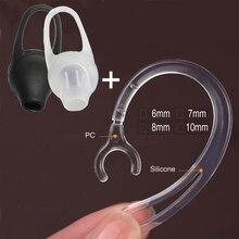 3pcs/set Silicone In Ear Bluetooth Earphone case earhook set covers Tips Earbuds eartips Earplug Ear pads cushion for earphones