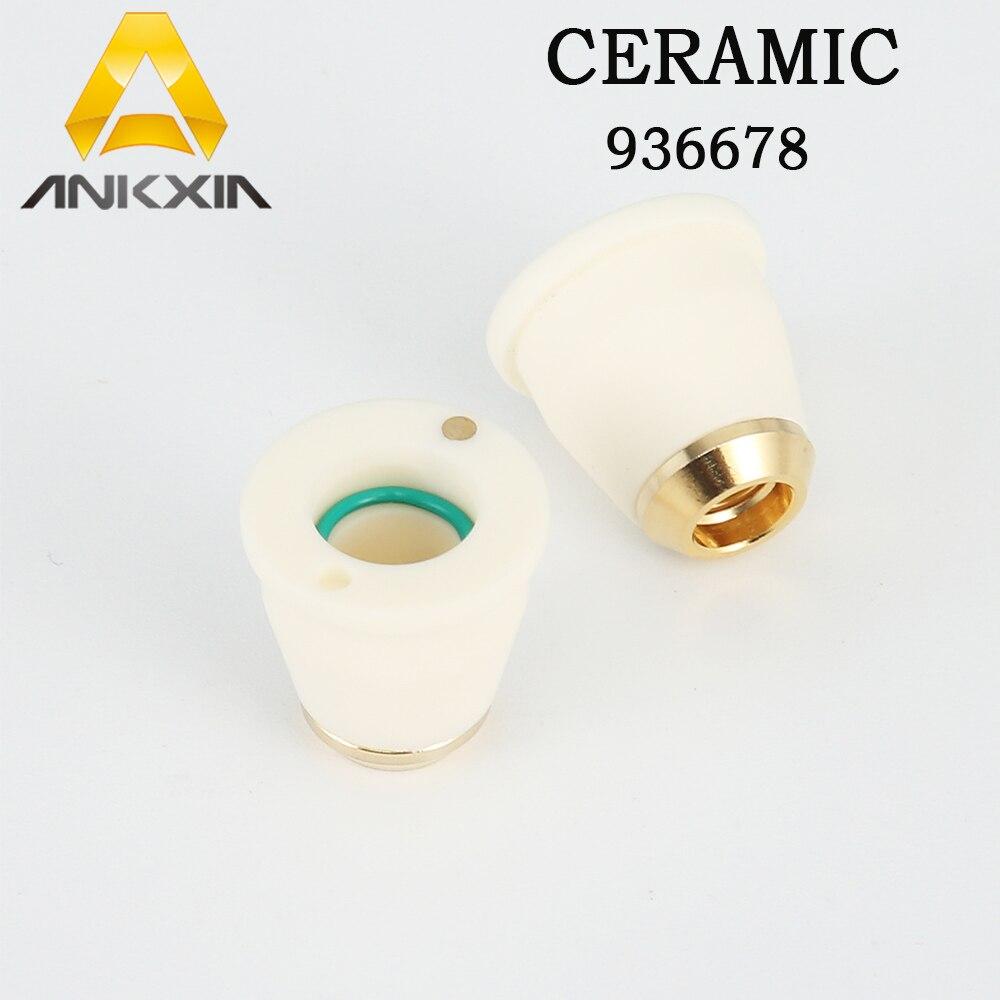 936678 2D M12 Laser Ceramic Parts For Fiber Laser Cutting Machine Trudisk