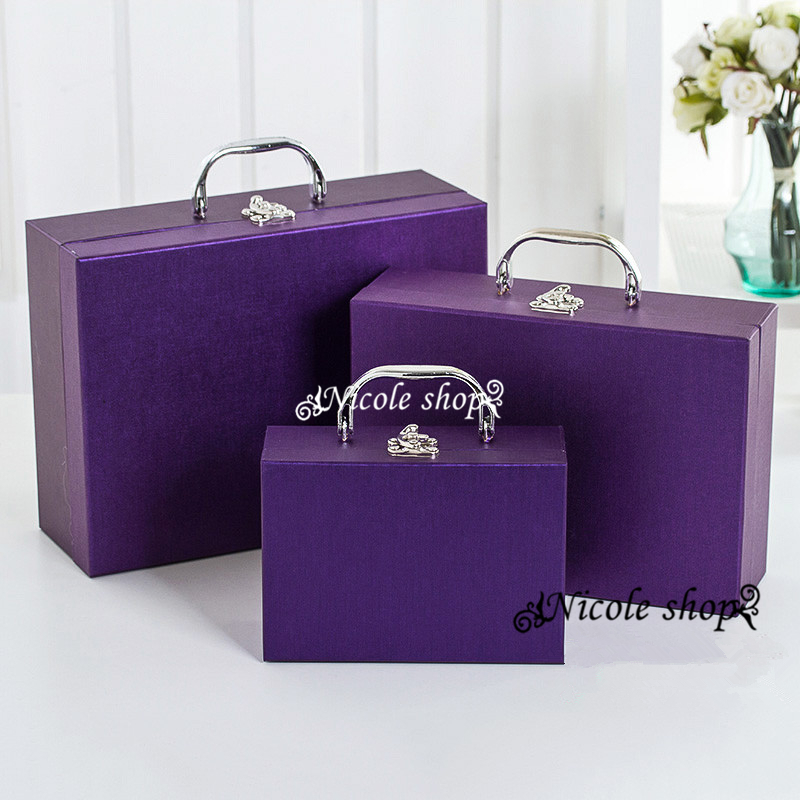Online Get Cheap Custom Wedding Card Boxes Aliexpress – Wedding Gift Box for Cards