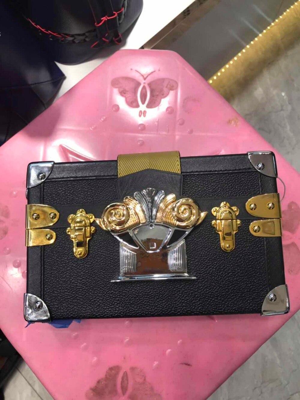 Für 100 Leder Handtaschen Frauen Berühmte Designer Marke Luxus Taschen Umhängetaschen Runway Echtem AOxAF