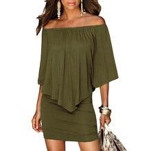 33ee98b2098d6 Online Get Cheap White Ruffle Dress -Aliexpress.com | Alibaba Group