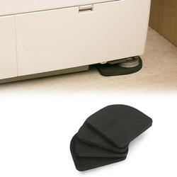 Adoolla 4 teile/satz Anti-vibration Pad Washer Anti-Slip Matten Stoßdämpfer Geräuschlos Pad für Waschmaschine