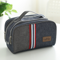 LAZYLIFE Lunch Bags Famous Brand Thermal Cooler Insulated Portable Tote Picnic Lunch Bag Lancheira