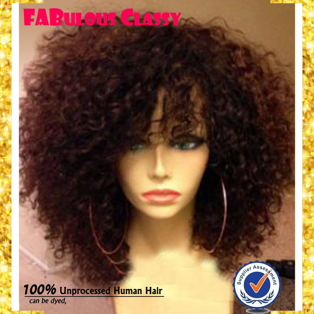 Best Brazilian Full Lace Wig With Baby Hair Lace Front Wig Brazilian