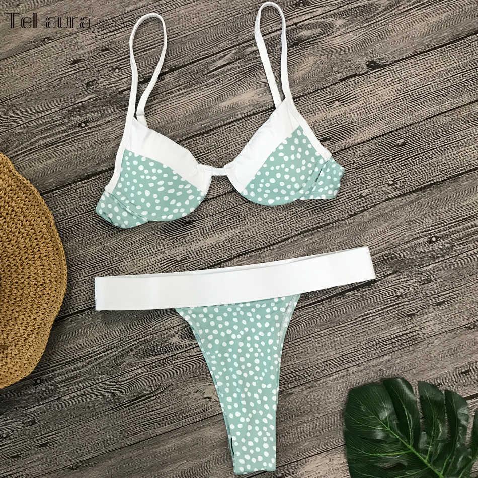 Новый сексуальный бикини 2019 купальник женский купальник пуш-ап бикини женский купальный костюм бикини микро Бразильский бикини пляжная одежда