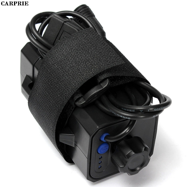 buy popular 94e93 19c06 US $13.41 |CARPRIE Waterproof USB Power Bank 18650 Battery Case Box Bag For  Bike Light Bicycle LED battery pack DIY Requirement Replacement-in Battery  ...