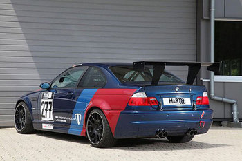 Fit for BMW GT universal  modified carbon fiber rear wing with  rear spoiler wing