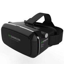VR SHINECON Mobile Cinema Game Helmet Brings HiFi Headset3d VR Virtual Reality Headset Movie DVD
