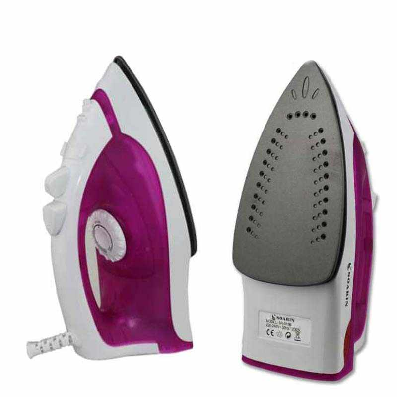 Mini steam iron ironing machine Portable Foldable Electric Steam Iron For Clothes With 3 Gear Teflon Baseplate Handheld Flatiron