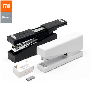 Stapler Stationery Office-Accessories School-Supplies Kaco Xiaomi Mijia with 100pieces