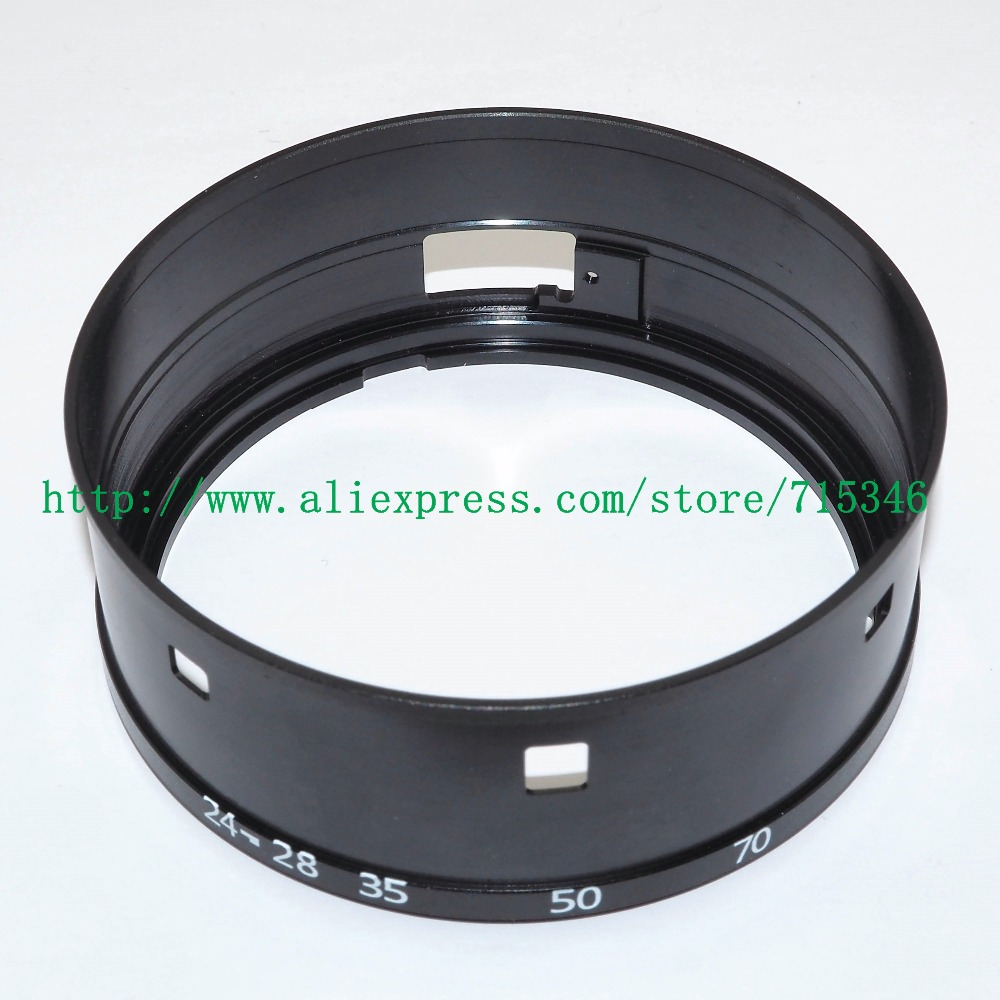 New Lens Zoom Barrel Ring For Canon EF 24 70 mm 24 70mm f 2 8L