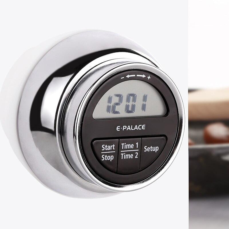 Lcd Digital Küche Timer Magnetic Kochen Timer Count Up Wecker Erinnerung Kochen Werkzeug Küche Zubehör Weder Zu Hart Noch Zu Weich Haus & Garten