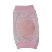 Children Boys Girls Kneepad Cozy Cotton Breathable Sponge Knee Pads Child Sport Guard Long 19cm Width 9cm*2 Harnesses Leashes