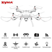 SYMA X8 Pro X8PRO GPS RC Quadcopter 2.4G 6Axis Altitude Hold RC Drone With 720P WiFi HD Camera Helicopter VS H502S MJX BUGS 2