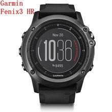 Garmin Fenix 3/5 Gray Fly-3 hr sapphire mirror men's photoelectric heart rate multifunctional outdoor sports watch riding smart