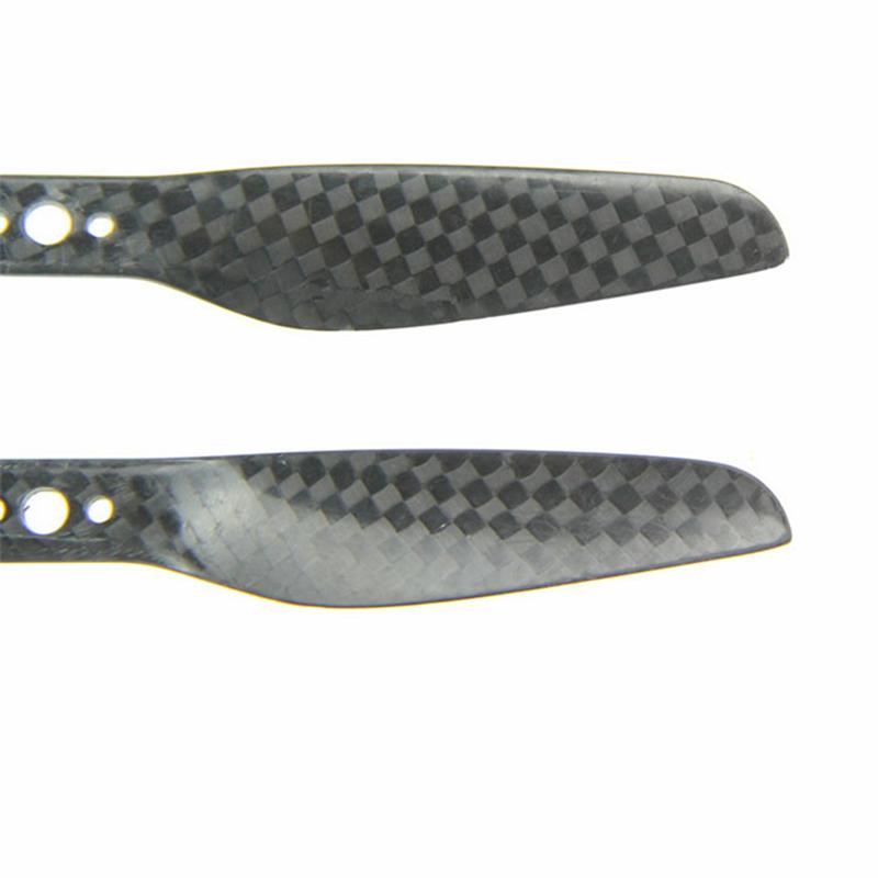 1 Paar 5 * 3 5030 Kohlefaser Propeller Prop CW // CCW fuer T-Motor RC MulI5C2 2X