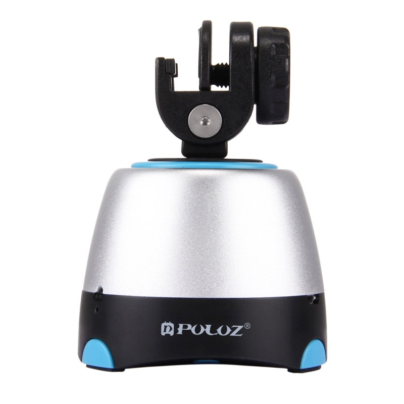 PULUZ Ball Head For GoPro Panoramic Electronic Ball Head For Smartphone 360 Degree Rotation Remote Controller Tripod Head in Tripod Heads from Consumer Electronics