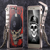 ZIMONFor Huawei P9 Case Luxury Aluminum Metal Frame Bumper Hard Armor Protective Back Phone Case For