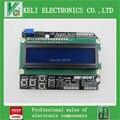Бесплатная Доставка ЖК Клавиатура Щит LCD1602 LCD1602A V2.0 характер ЖК ввода и вывода платы расширения