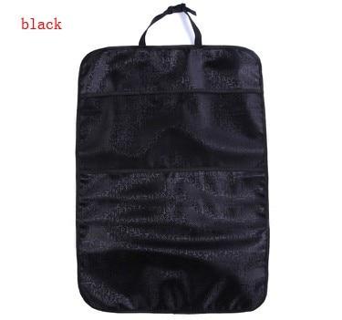 OUZHI For Lada Granta Largus priora kalina car seat covers baby Kick protector mats black waterproof car accessories interior