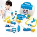 Baby Kids Funny Toys Doctor Play sets Simulation Medicine Box Pretent Doctor Toys Stethoscope Injections Children gifts
