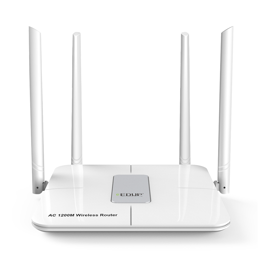 EDUP High Power 1200mbps WiFi Repeater 5ghz English Version WIFI Router Dual Band wifi range extender wlan wifi signal amplifier edup ep rt2625 high gain 300mbps wireless router