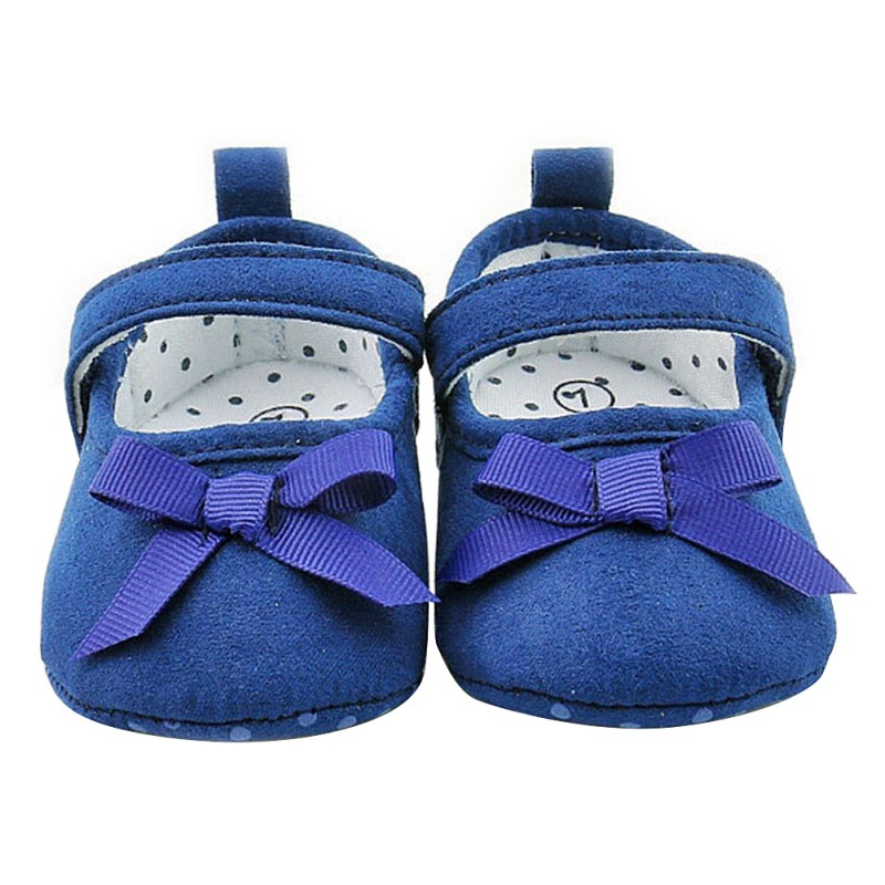 Hot Baby Girls Butterfly Shoes Soft Sole Shoes Kids Girls Baby First Walkers For 0-18 Month