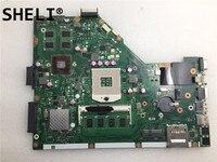 SHELI For ASUS X55C X55VD Motherboard 2GB REV 2.1 / REV 2.2 60 N0OMB1100