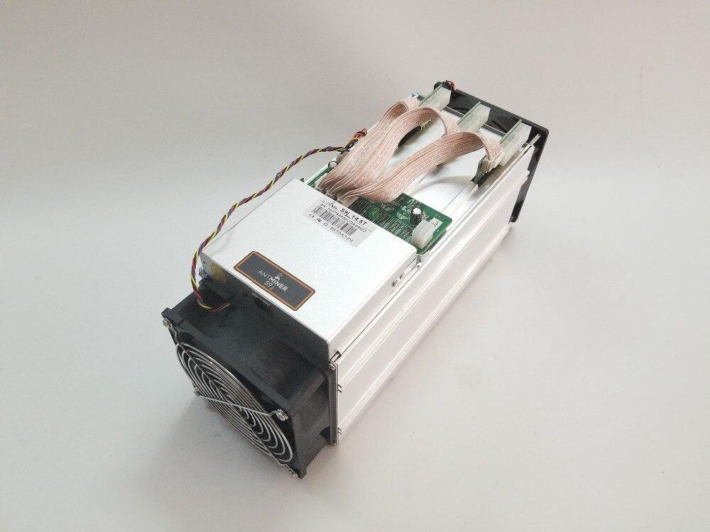 YUNHUI más AntMiner S9j 14,5 T Bitcoin Asic Btc BCH minero mejor que Antminer S9 S9i 13 t 13,5 t 14 t WhatsMiner M3 EBIT E9 E9i