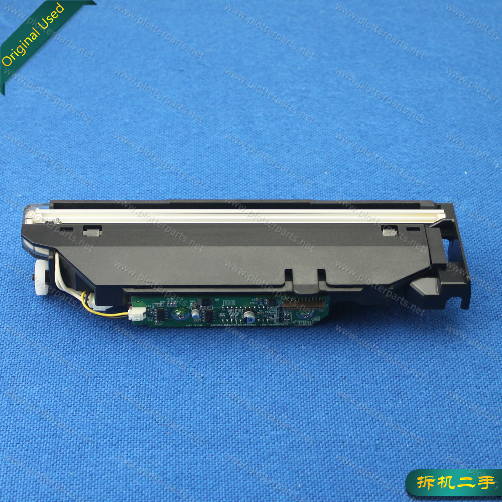 Used - Scanner assembly C9124-60103 for  HP LaserJet 750C 750XI 950 950VR 950XI LJ3300 3310 3320 printer parts rc1 3411 laser scanner assembly for lj 2410 2420 2430