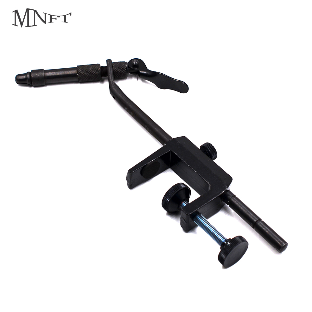 Fly Fishing Tying Pliers Vise Mini Portable 360 Rotation Hard Jaws DIY Making