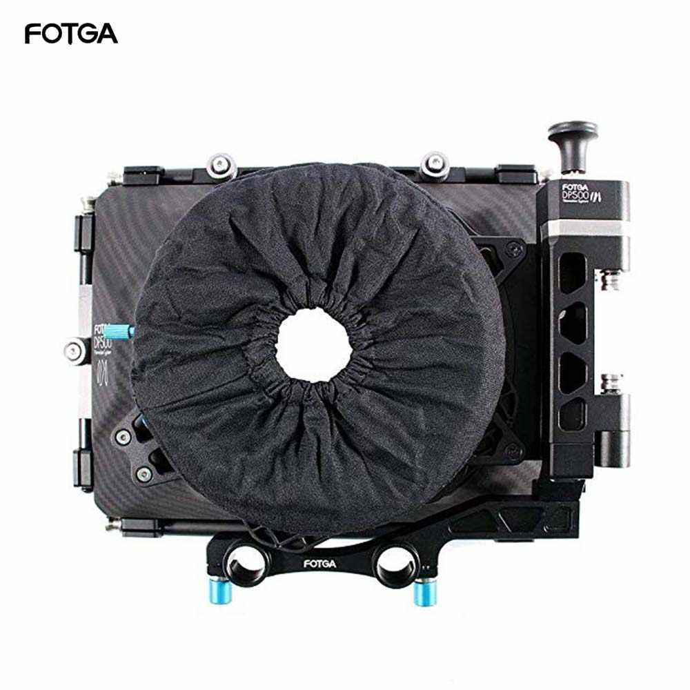 Fotga универсальная Матовая коробка объектива пончик Knicker Крышка для DP500III Матовая коробка