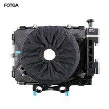 Fotga Universal Matte Box Objektiv Donut Knicker Abdeckung für DP500III Matte Box