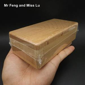 MrFengAndMissLu Wooden Puzzle Magic Box Secret Toy Game Kid
