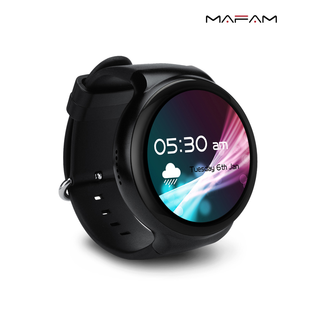 3G WIFI bluetooth Smart wrist watch phone with voice search pedometer heart rate monitor google play map I4 MF23 for Android ISO adult smart watch phone for men 3g android watch with gps google play bluetooth men watch camera pk gt08 smart watch