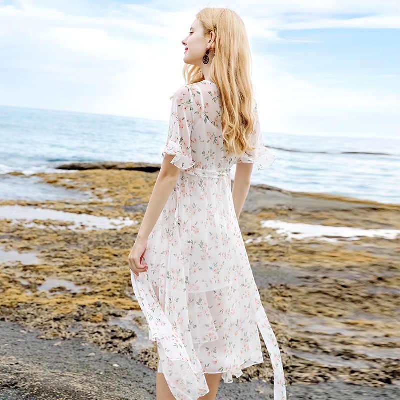 7deb806171d9c Detail Feedback Questions about FINEWORDS 2018 vestido Elegant ...