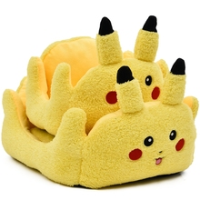 Pokemon Pikachu Soft Pet Dog Bed