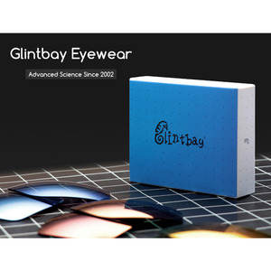 Image 5 - Glintbay 2 пары поляризованных солнцезащитных очков, Сменные линзы для солнцезащитных очков, черный и серебристый титан