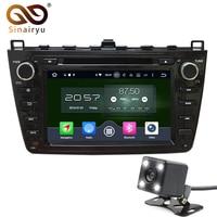 Sinairyu Octa Core Android 6 0 4G Car DVD GPS For Mazda 6 Ruiyi Ultra 2008
