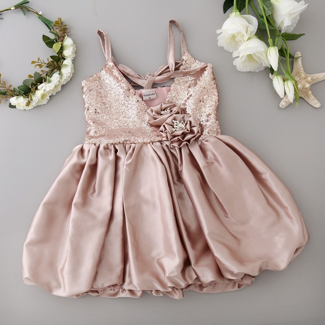 48d52a85e55d Factory wholesale Summer Baby Girl glitter Dress DAISY Dress Baby ...