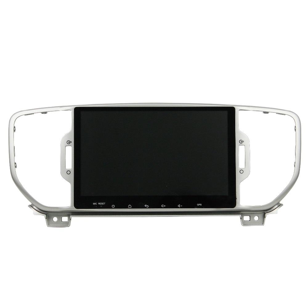 OTOJETA android8.0 reprodutor multimídia carro núcleo octa 32 4 gb ram gb rom para Kia Sportage 2016-2018 fita gravador gps stereo unidade central