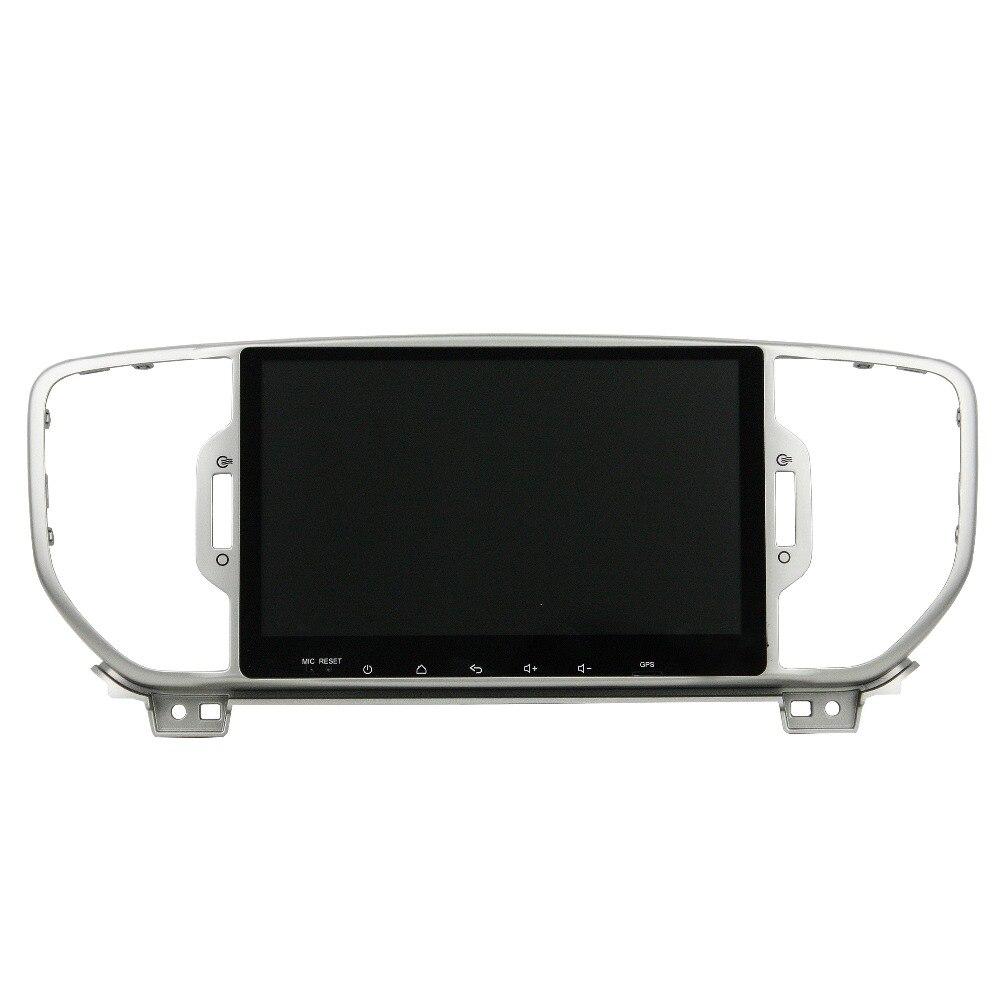 OTOJETA android8.0 voiture multimédia lecteur octa core 4 gb ram 32 gb rom pour Kia Sportage 2016-2018 bande enregistreur gps stéréo headunit