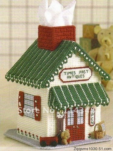 3d Christmas Village Embroidery Designs