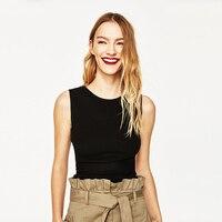 Kolsuz Siyah Casual t-shirt Kadın Slim Fit Hızlı Kuru Seksi t-Shirt Tunik Artı Boyutu Kore Moda Temel Kadın t Gömlek P5C0509