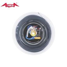 Alpha Tennis String Polyester Net BIG BANG Octagon 1.23mm Tennis Racket String 200m Reels Ultra Spin Ball Speed String TSB-X8